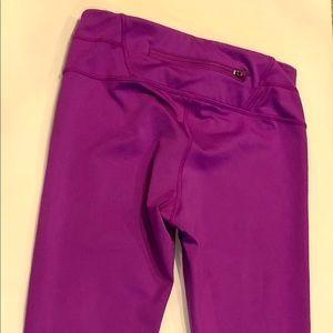 Athleta Purple Workout Pants